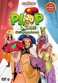 Cover Kabouter Plop - Plop Show - Het Plop-up restaurant [DVD]